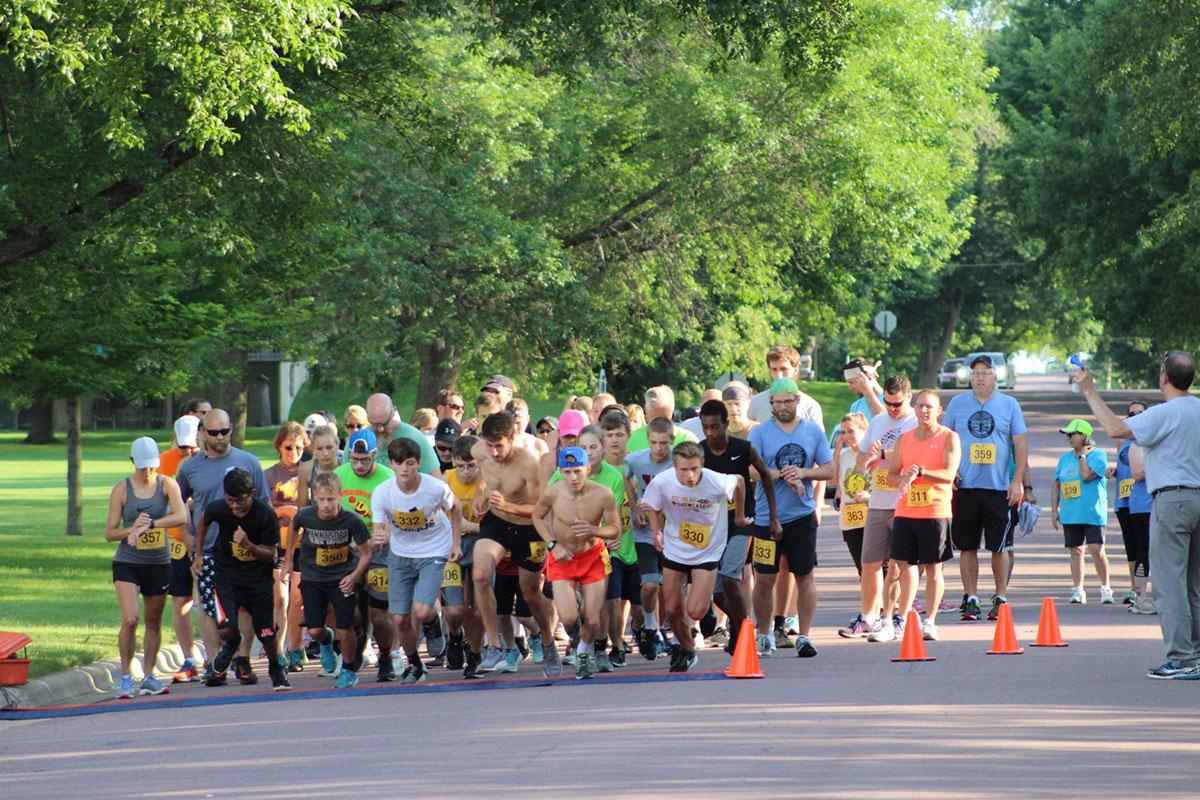Madelia Health 5K Run