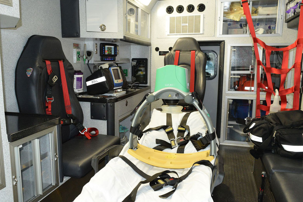 Ambulance RSP CRP