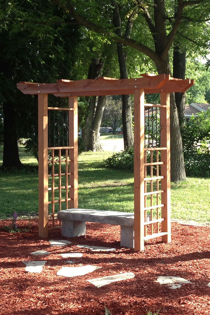 Madelia Health Tranquility Garden