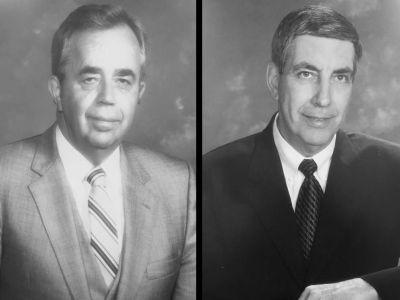 Dr.  Halvorson and Dr. Eiselt