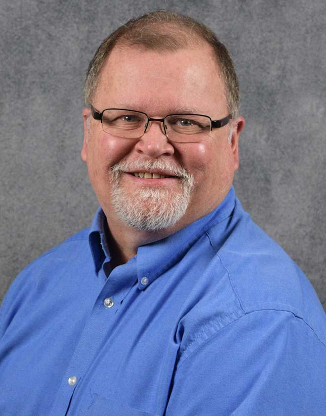 Ken Gronewold - Governing Board