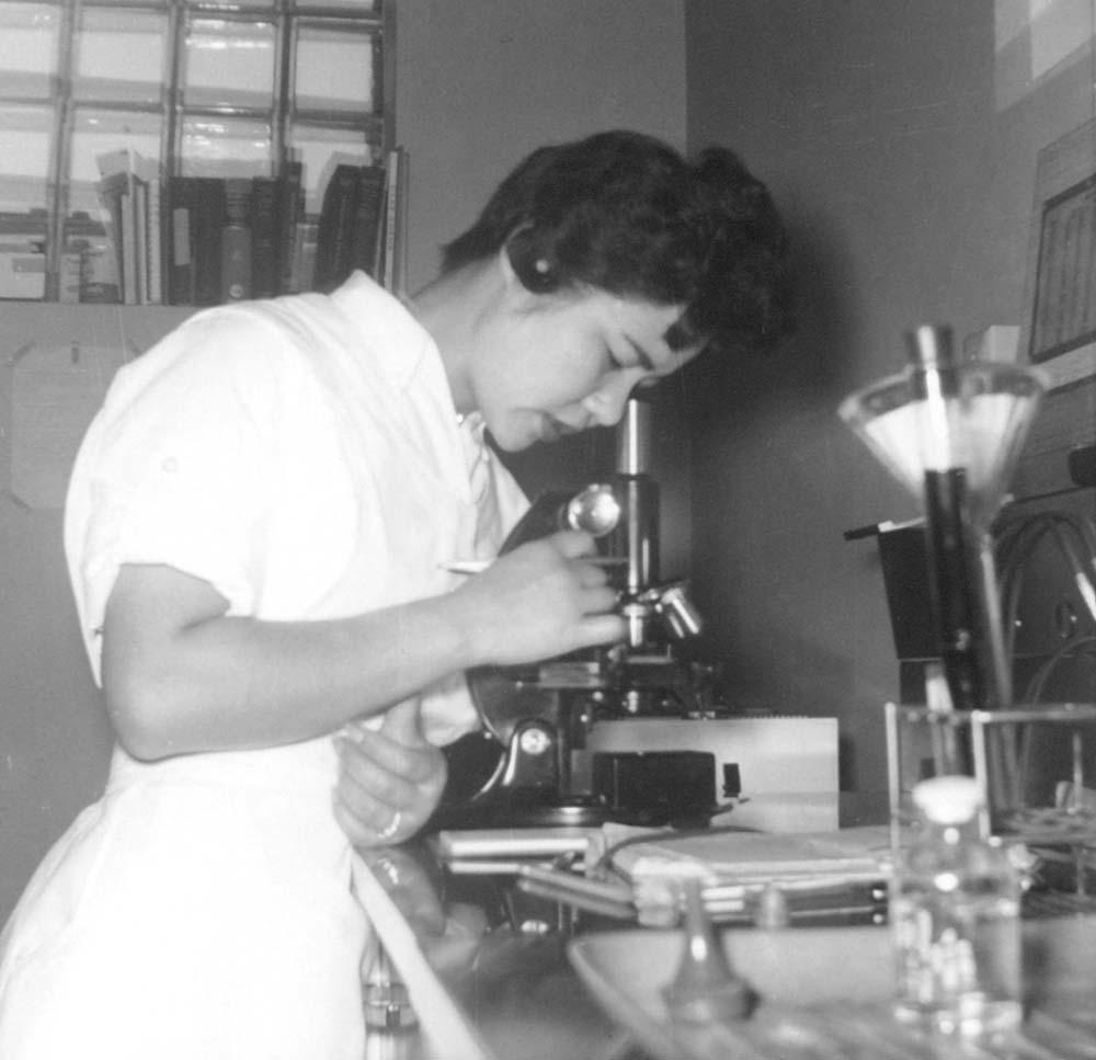 Yoshiko Masters 1957