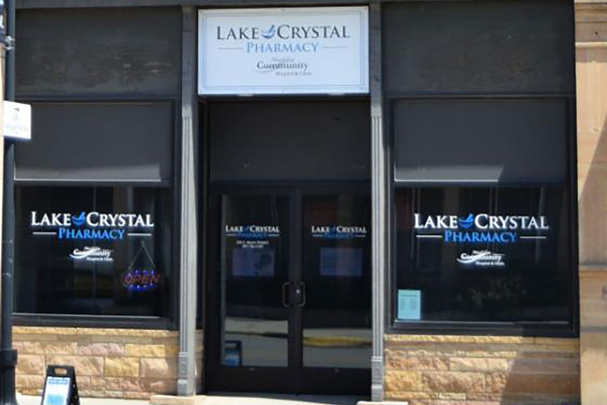 Lake Crystal Pharmacy Exterior