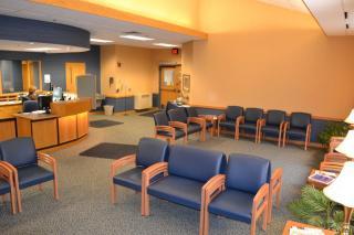 Madelia Health Waiting Room